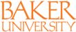 Baker University wordmark.png