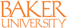 Baker University wordmark.png