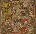 Balami - Tarikhnama - The genealogy of the Prophet (cropped).jpg