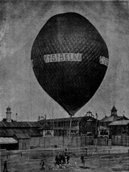 Balon Kysibelka