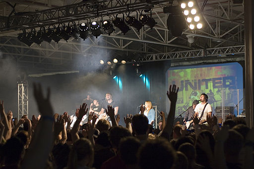 Hillsong united tour dates in Sydney