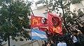 Banderas PL Mao y Che.jpg