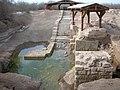 Baptism Place of Jesus - Jordon-Israel Border - panoramio.jpg