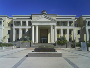 Supreme Court of Judicature (Barbados) - The Supreme Court of Barbados
