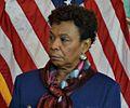 Barbara Lee Bay Area Congresswomen Oppose Dismantling Affordable Care Act (31663147394).jpg