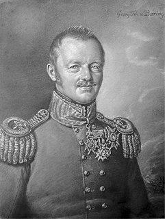 Georg Baring German general