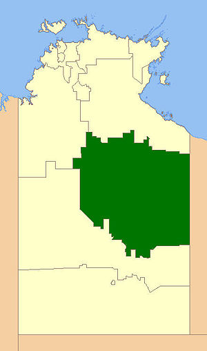 Central Desert Region WikiVisually
