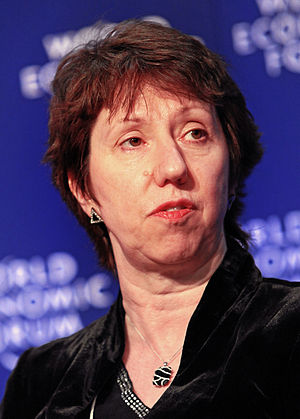 Baroness Ashton of Upholland, British politician