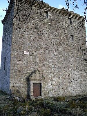 Lochwinnoch - Barr Castle.