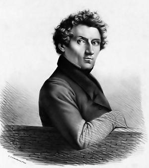 Bartholomeus van Hove - Bartholomeus van Hove (1828), after a painting by Eugène Joseph Verboeckhoven.
