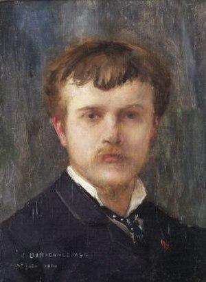 Jules Bastien-Lepage - Self-Portrait