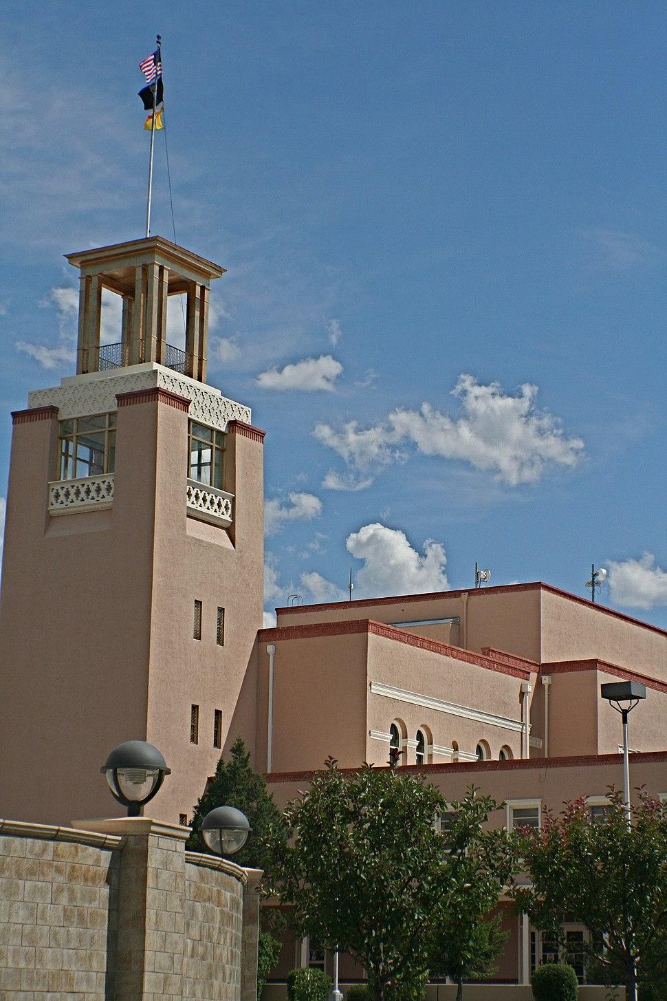 Bataan Bldg Santa Fe