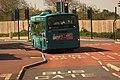 Bathpool Bus Gate - First 65762 (YN06NXW) rear.JPG