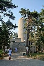 Battery Schleswig-Holstein observation tower 03