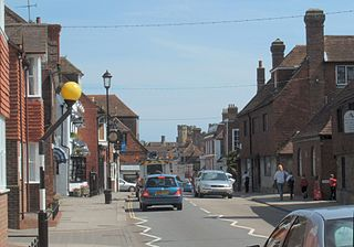 Battle, East Sussex town and civil parish in the local government district of Rother in East Sussex, England