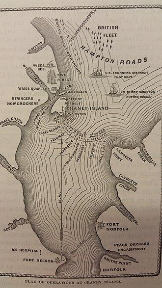 Battle of Craney Island - Battle of Craney Island
