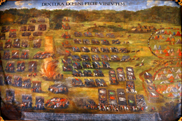 Description de l'image Battle of Klushino 1610.PNG.