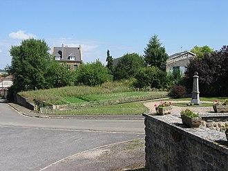 Bayonville - Bayonville village