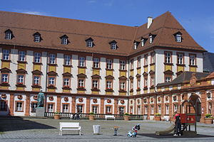 Bayreuth - The Old Castle