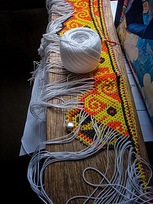 Bead Weaving Wikipedia