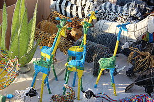 Bruma, Gauteng - Image: Beadwork Wire Art and Crafts (22)