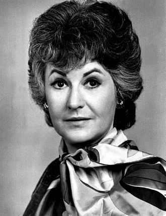 Bea Arthur - Arthur as Maude in 1973