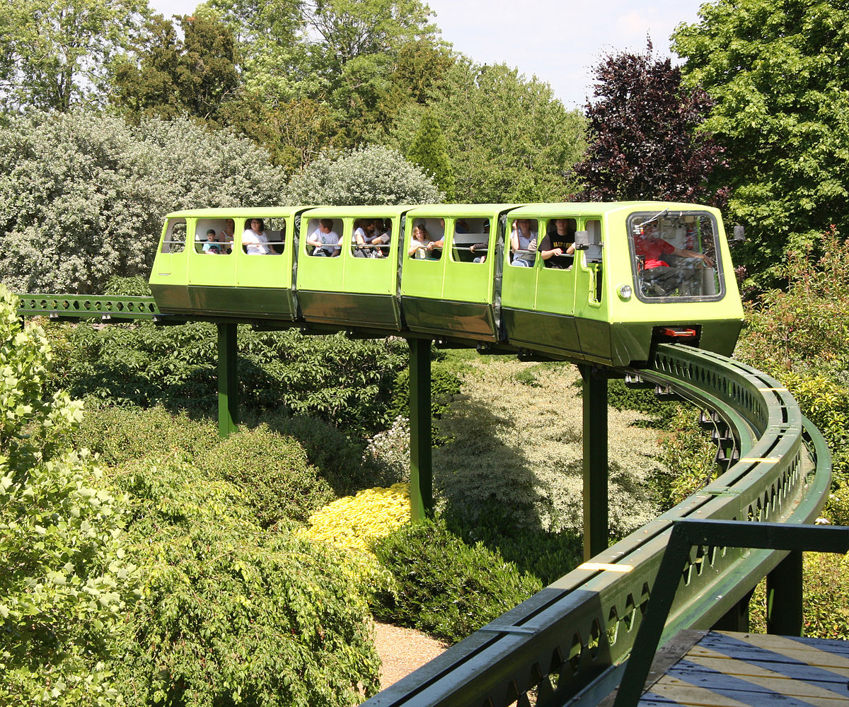 Mile Of Cars >> National Motor Museum Monorail - Wikipedia