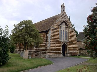Higham Ferrers - The Bede House