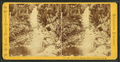 Beecher's Cascade, White Mountains, N.H, by Pease, N. W. (Nathan W.), 1836-1918 2.png