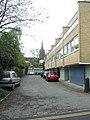 Behind the flats - geograph.org.uk - 1834138.jpg
