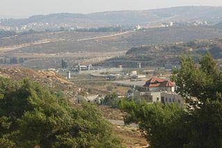 Beitunia Municipality type B in Ramallah and al-Bireh, State of Palestine