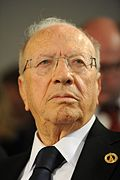 Beji Caid el Sebsi at the 37th G8 Summit in Deauville 006