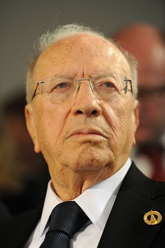 2014 Tunisian presidential election - Image: Beji Caid el Sebsi at the 37th G8 Summit in Deauville 006
