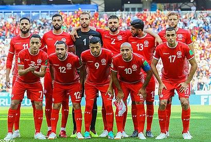 منتخب تونس لكرة القدم - ويكيبيديا