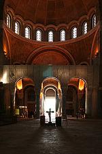 Belgrade - Cathedrale Saint Sava (5).JPG
