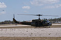 Bell UH-1H Iroquis Huey Coming to Land 06 TICO 13March2010 (14619475353).jpg