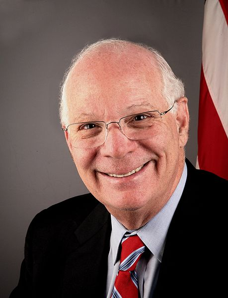 File:Ben Cardin, official Senate photo portrait.jpg