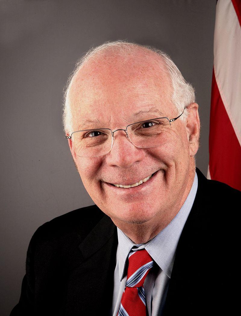 Ben Cardin, official Senate photo portrait.jpg