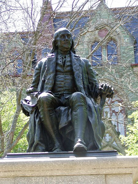 File:Ben Franklin sculpture (University of Pennsylvania).JPG