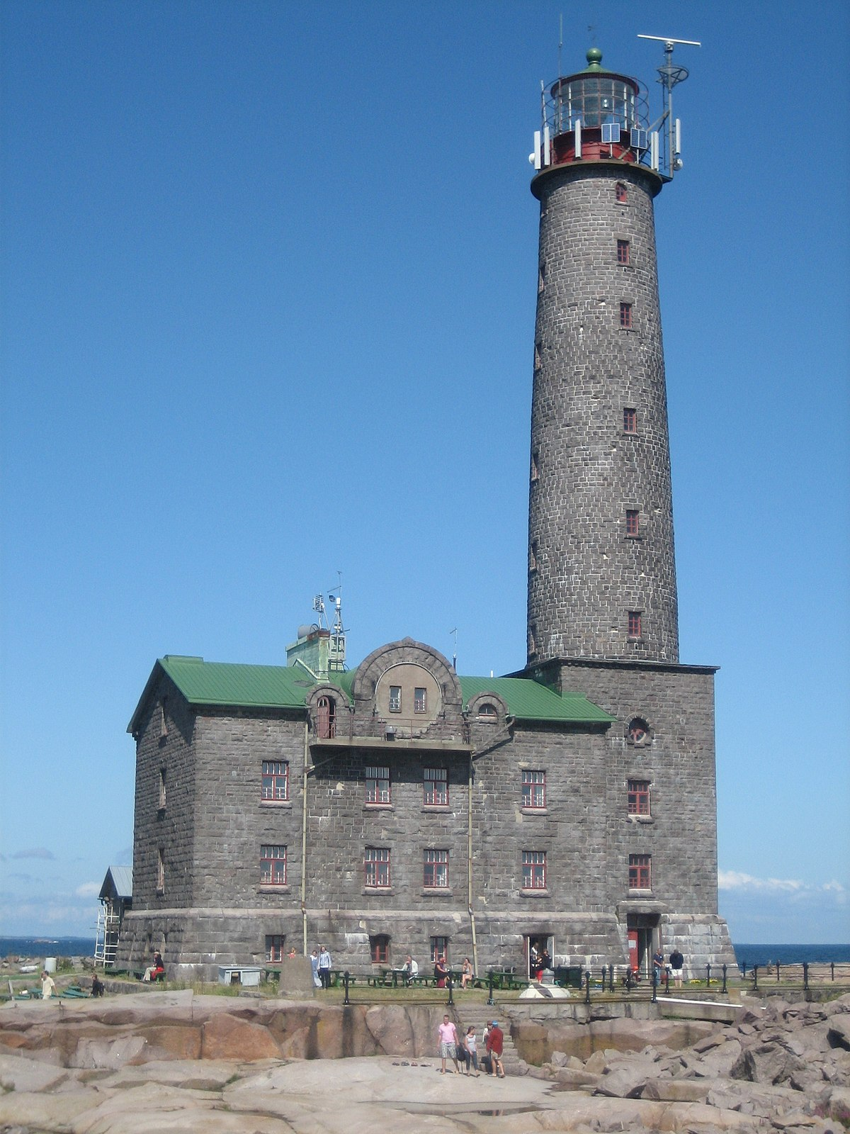 List Of Lighthouses And Lightvessels In Finland Wikipedia