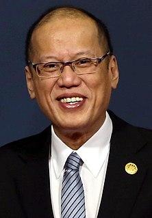 Benigno Aquino III 15th President of the Philippines