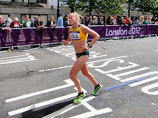 Benita Willis Australian distance runner