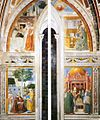 Benozzo Gozzoli - Upper portions of the east (window) wall - WGA10315.jpg
