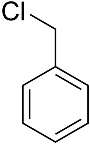 Benzyl chloride - Image: Benzyl chloride