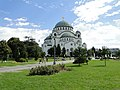 Beograd 2013 - Храм Светог Саве, Београд (Cathedral of Saint Sava) - panoramio (4).jpg