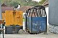 Bergbaumuseum Goberling - rolling stock.jpg