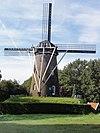 bergharen (wijchen) rijksmonument 9303 molen op kapelberg