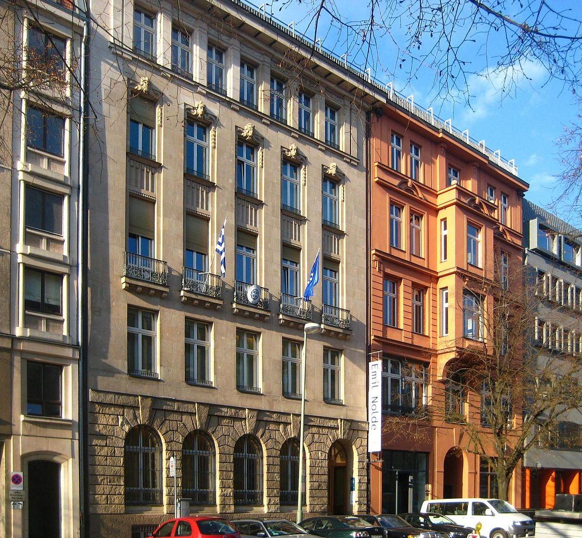 Griechische Küche Berlin