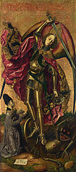 Saint Michael Triumphs over the Devil
