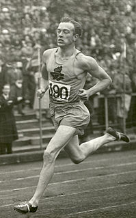 Bertil von Wachenfeldt Swedish athletics competitor